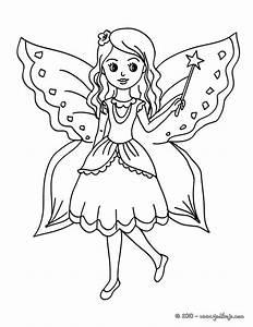 dibujos para colorear hada con hermosas alas es With comment faire des couleurs avec de la peinture 8 les oiseaux en fiches coloriages photos et dessins avec