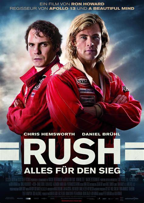 RUSH Movie Photos and Posters - MovieProNews