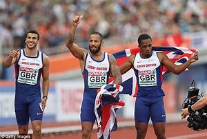 Great Britain drop baton blunders to defend gold in men's ...