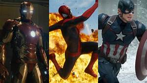 Best Marvel Film Ever Captain America Civil War Wows