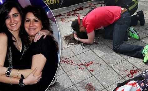 boston marathon  bombing tragedy  sydney corcoran