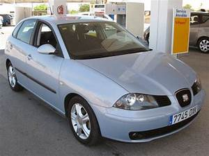 Seat Ibiza Bleu : seat ibiza used car costa blanca spain second hand ~ Gottalentnigeria.com Avis de Voitures