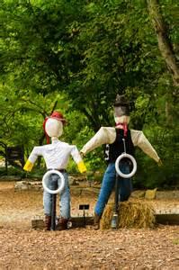 Scarecrow Trail at Huntsville Botanical Gardens