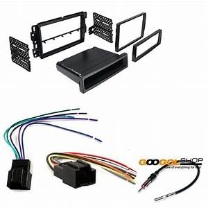 Aftermarket Car Stereo Radio To Saturn Wiring Wire Harnes