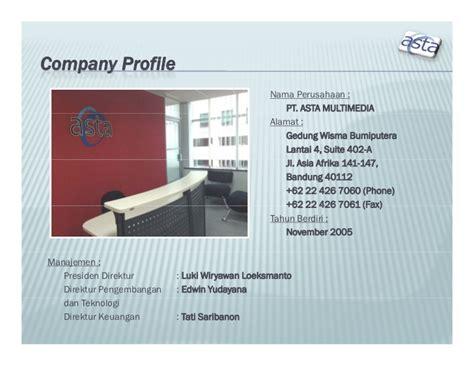 Jasa Buat Website Company Profile
