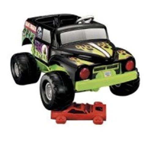 power wheels bigfoot monster truck monster trucks parts kidswheels