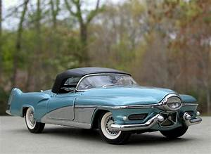 Franklin Mint 1 24 1951 Gm Lesabre- Concept Car