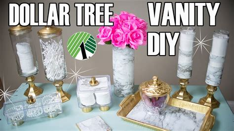 dollar tree diy bathroom decor marble bathroom vanity