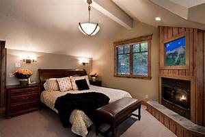 Modern Cozy Master Bedroom