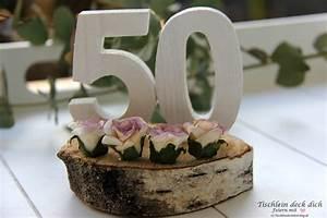 Tischdeko Zum Geburtstag : vintage tischdekoration 50 geburtstag tischlein deck dich ~ Watch28wear.com Haus und Dekorationen