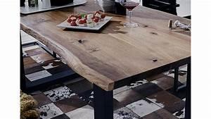 Esstisch Grau Holz : holz esstisch akazie massiv metall 200x100cm com forafrica ~ Frokenaadalensverden.com Haus und Dekorationen