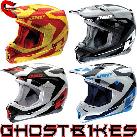 motocross crash helmets one industries gamma positron enduro off road motocross