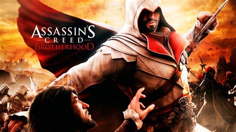Assassins Creed Brotherhood Wallpapers In Hd Gameranx
