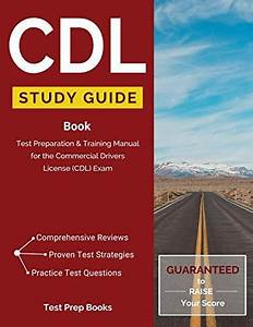 Download Pdf  Cdl Study Guide Book Test Preparation