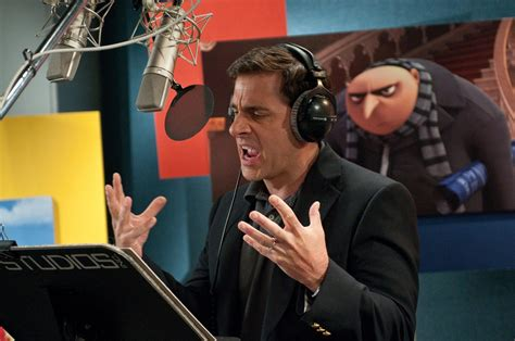 Steve Carell On Despicable Me 2 Youtube