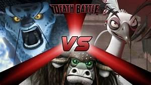 Image - Kung Fu Panda villains battle royale.jpg | DEATH ...