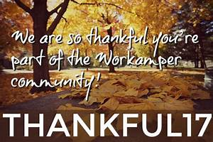Thanksgiving Promotion Gives 6 Months FREE! | Workamper News