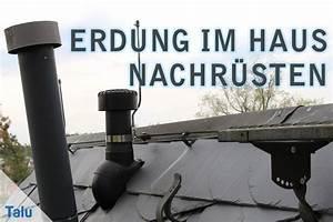Erdung Haus Nachträglich : potentialausgleich erdung im haus nachr sten ablauf ~ Watch28wear.com Haus und Dekorationen