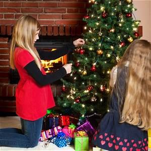 Weihnachtsbaum Schmücken Anleitung : weihnachtsbaum schm cken christbaum dekoration ~ Watch28wear.com Haus und Dekorationen