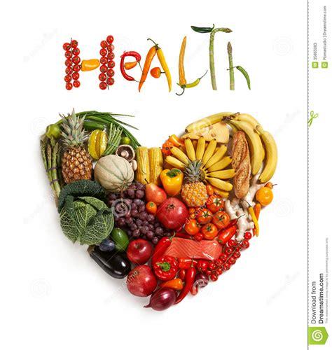 ideal cuisine healthy food choice stock photos image 35865083