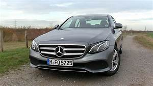 2016 Mercedes E 200d With 150 Hp 2