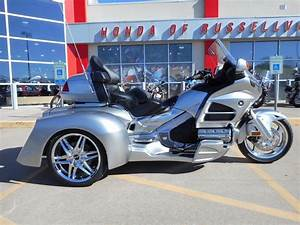 NEW 2015 Honda GOLDWING 1800 Hannigan Trike