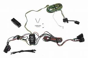 2011 Chevrolet Equinox Tow Bar Wiring