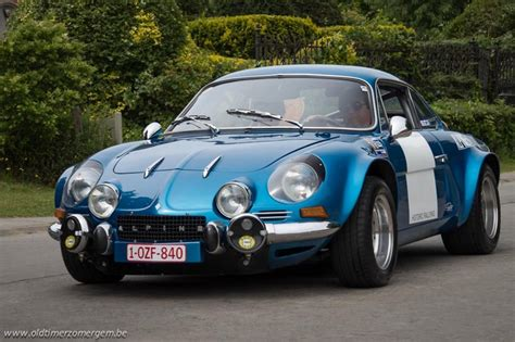 Renault Alpine For Sale by 1969 Alpine Renault A110 1600 For Sale Classic Cars For