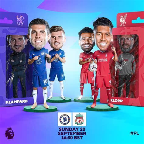 Live Stream: Chelsea vs Liverpool - 2020 EPL - Cliq NG