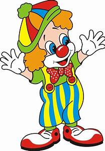 Clown clipart firefighter - Pencil and in color clown ...
