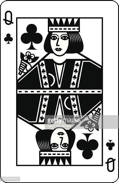 queen playing card   premium high res pictures