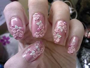 50 Amazing 3D Nail Art Designs You Need to Try - Wow Amazing