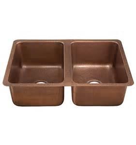 copper kitchen sink faucets antique copper monterosso kitchen sink