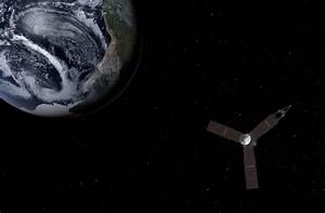 NASA's Juno Spacecraft to Fly By Earth Today, Destined for ...