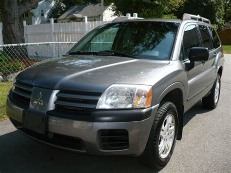 Mitsubishi Endeavor 2004 For Sale by Sell Used 2004 Mitsubishi Endeavor Ls Sport Utility 4 Door