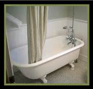 Refinishing A Clawfoot Tub by Bathtub Refinishing Everett Seattle Tacoma Antique Clawfoot Tubs