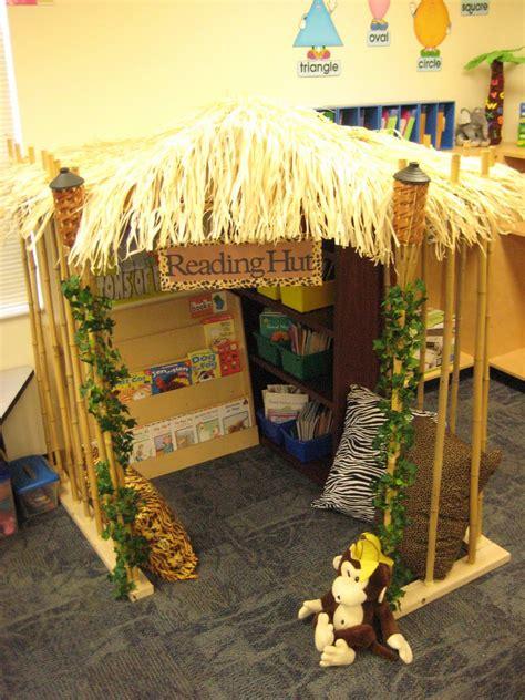 reading hut on jungle theme classroom jungle 276 | 4bc2de82df9995b9dd7709ad39ea303d
