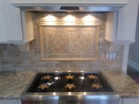 backsplash medallions kitchen 1000 images about kitchen medallions on backsplash stove and the o 39 jays