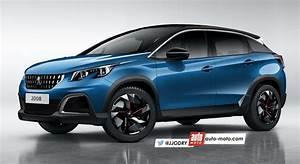 Peugeot 2008 2017 Prix : futur peugeot 2008 2 2019 va y avoir plus de sport auto moto magazine auto et moto ~ Medecine-chirurgie-esthetiques.com Avis de Voitures