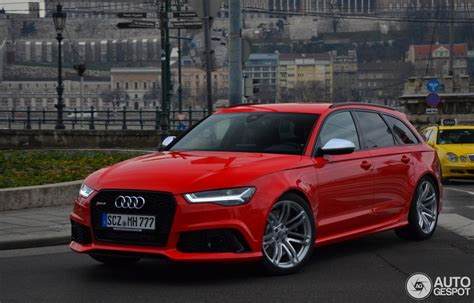 Audi Rs6 Avant C7 2015  16 January 2015 Autogespot