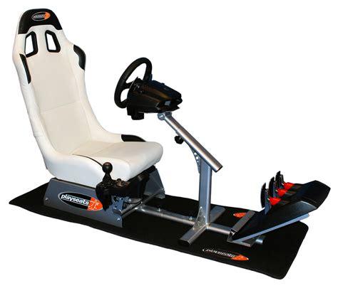 siege et volant ps3 playseat le compagnon idéal de vos jeux de simulation de