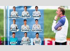 The Guti generation awaits at Real Madrid MARCA in English