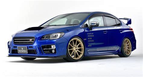 Rowen Ha Transformado El Subaru Wrx Sti En Un Espectacular