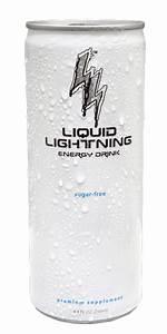 Sugar Free Liquid Lightning Energy Drink Review
