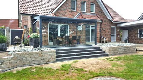 Erhöhte Terrasse Anlegen by Garten Terrasse Anlegen Erh 246 Hte Terrasse Bauen On