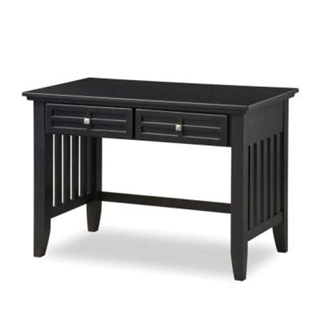 Home Styles Arts Crafts Black Student Desk 5181 16 The