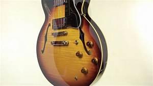 Tokai Es-style Vintage  U0026 39 335 Style U0026 39  Archtop Guitar