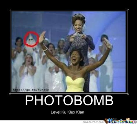 Kkk Memes - ku klux klan photobomb by grecommando meme center