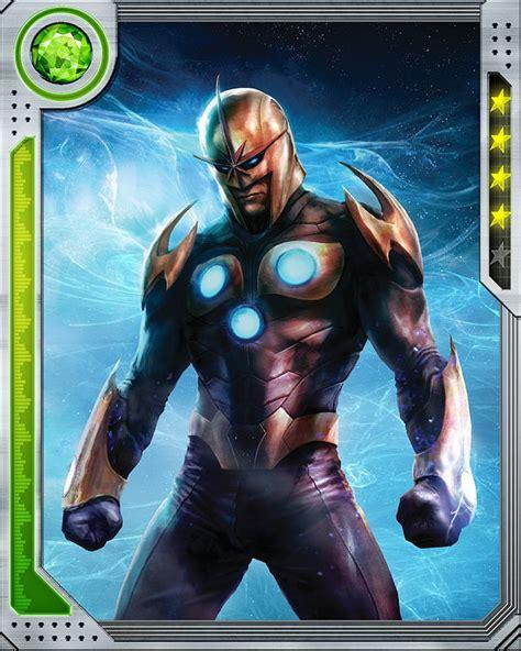 centurion nova prime nova marvel war  heroes wiki