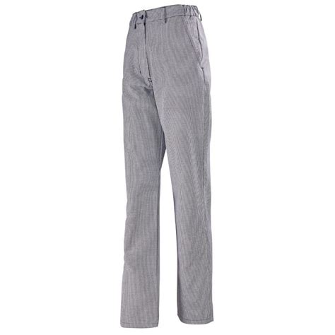 pantalon de cuisine femme pantalon de cuisine pour femme lafont 1fcf78co